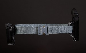 Belt COMBAT MEDIUM RIGID GRAY 38mm - Buckle FC38EVF WOLF GRAY