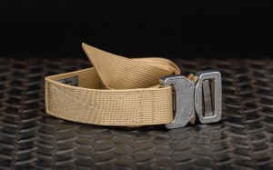 Belt OUTDOOR SOFT BEIGE 33mm - Buckle 9kN