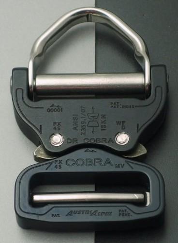 52fc76c91 Bayonet FX45MVD ANSI D-RING COBRA ANSI D-RING MATTE BLACK 45mm (1